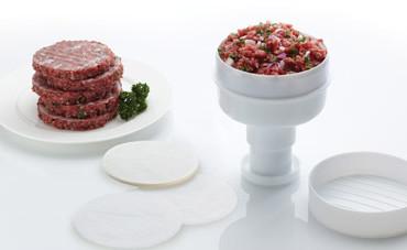 Kitchen Craft hamburger forma működése