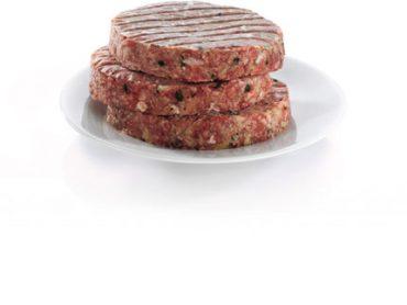 KC Hamburger prés - hamburger pogácsa