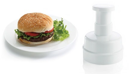 Kitchen Craft hamburger forma