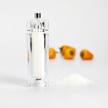 Bisetti 14,5 cm-es szögletes műanyag sódaráló