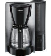 Bosch ComfortLine TKA6A643 fekete-inox-filteres kávéfőző