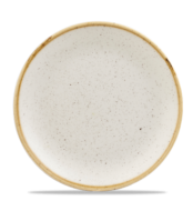Barley White kerek lapos desszertes kerámia tányér 21,7 cm