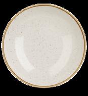 Barley White kerek mély kerámia tányér 31cm