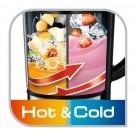 Hideg és meleg italok, ételek