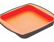 KC szögletes szilikon sütőforma