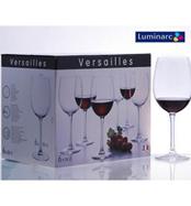 Luminarc Versailles talpas boros pohár