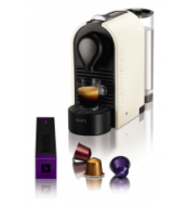 Nespresso U KN250110 krémfehér kapszulás kávéfőző