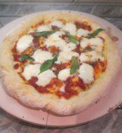 Pizza készítés
