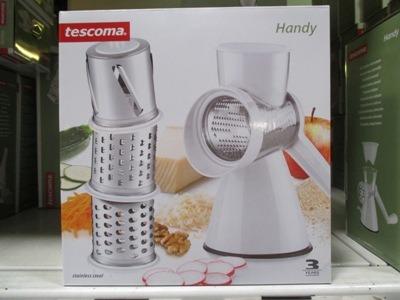 Tescoma 4 betétes reszelő készlet csomagolás2