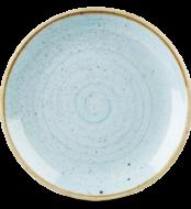 Duck Blue kerek lapos kerámia tányér 32,4 cm