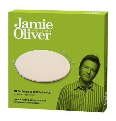 Jamie Oliver pizza kő csomagolás