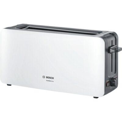 ComfortLine TAT6A001 4 szeletes fehér bosch kenyérpirító