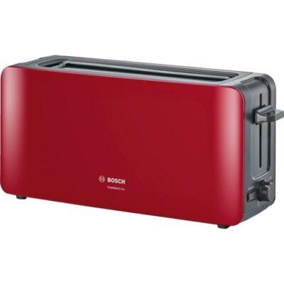 ComfortLine TAT6A001 4 szeletes vörös bosch kenyérpirító