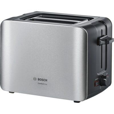 Bosch ComfortLine TAT6A913 2-szeletes inox kenyérpirító