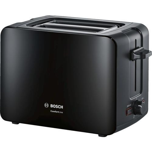Bosch ComfortLine TAT6A113 2-szeletes fekete kenyérpirító