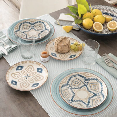 Casablanca Metropol 18 darabos porcelán étkészlet