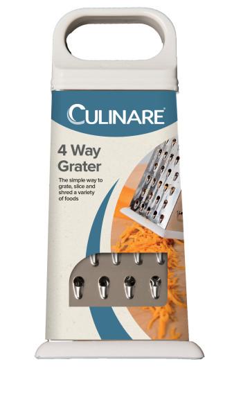 Culinare 4 oldalú reszelő