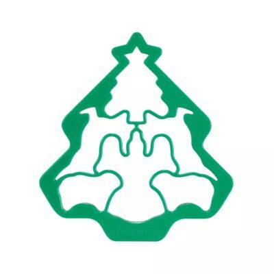 Delicia multi karácsonyi sütikiszúró