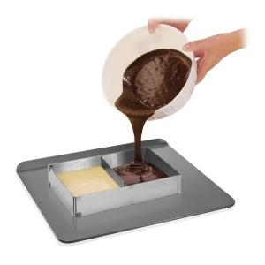 Delícia állítható szögletes tortaforma g1