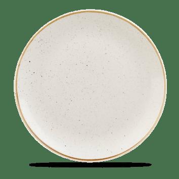Barley White kerek lapos kerámia tányér 28,8 cm