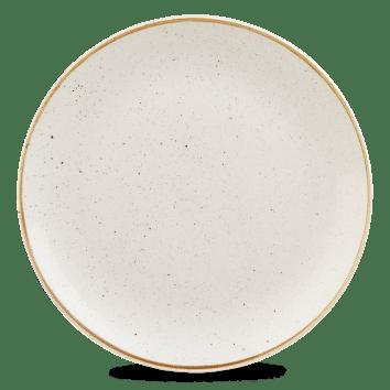Barley White kerek lapos kerámia tányér 32,4 cm