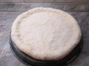 Formázott pizza