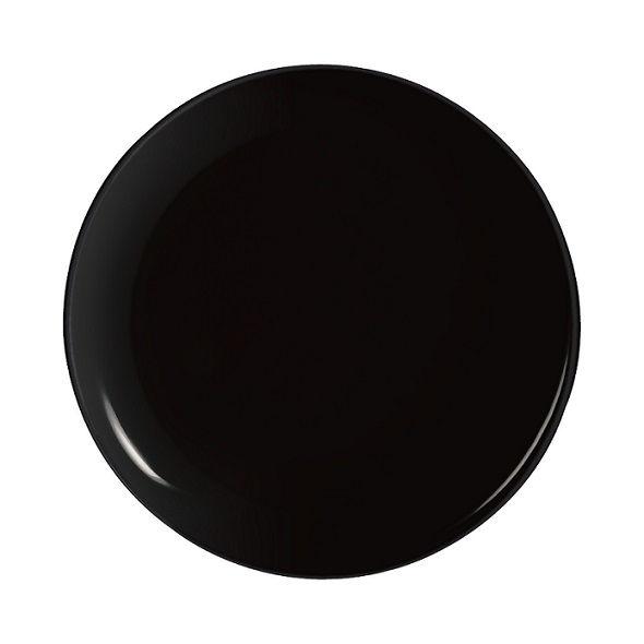 Friends'Time 32 cm-es fekete pizzatál