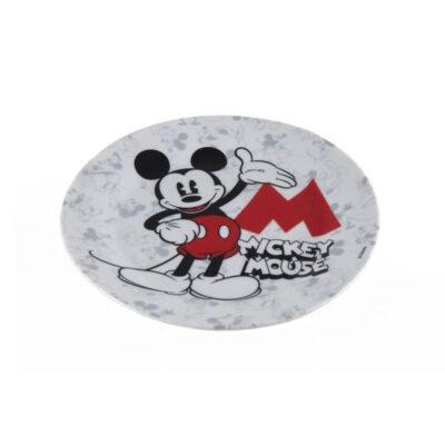 Disney Mickey 90 kerámia tányér