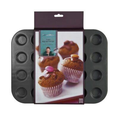 Jamie Oliver tapadásmentes mini muffin sütőforma