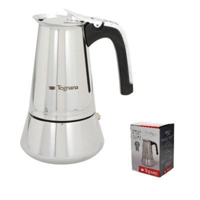 Riflex 4 személyes indukciós rozsdamentes kávéfőző