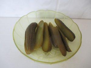 Uborka szeletek